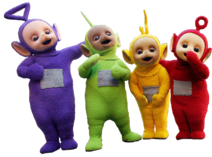 Another Teletubbies 2007 Clipart