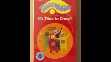 Teletubbies- It's Time To Crawl! (Crawling US Version)