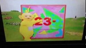 Teletubbies Advent Calendar No 23