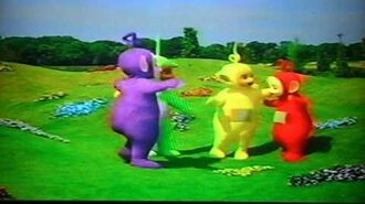 Teletubbies - Time to Run Around Part 2 (500th Sub Special)