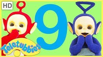 Teletubbies Full Episode Numbers Nine 483