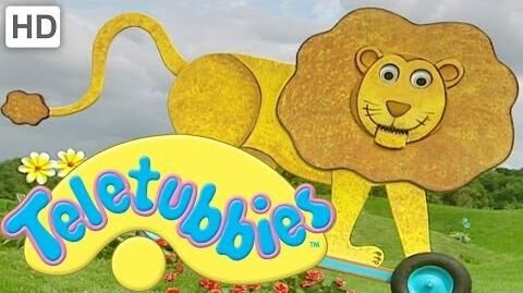Teletubbies Magical Event The Lion and the Bear - Clip