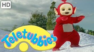 Teletubbies- Christmas in the UK - HD Video
