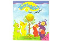 Laa-Laa Ball Book