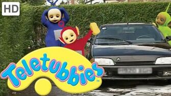 Teletubbies Washing the Car - Full Episode