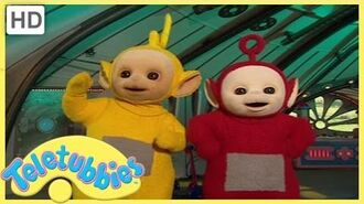 Teletubbies- Digging In The Sand- Worms (Season 3, Episode 1)