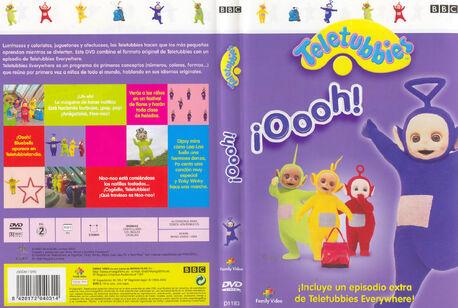 Spain dvd