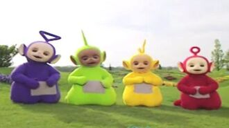 Teletubbies 1102 - Crawling - Cartoons for Kids