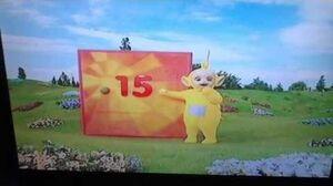 Teletubbies Advent Calendar No 15