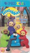 Teletubbies Funny Day VHS