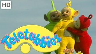 Teletubbies Level Crossing - HD Video
