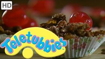 Teletubbies Becky's Flake Cakes - HD Video