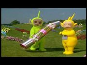 Laa-Laa and dipsy romance