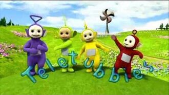 CGI Teletubbies Intro (by Hong Ying Animation)