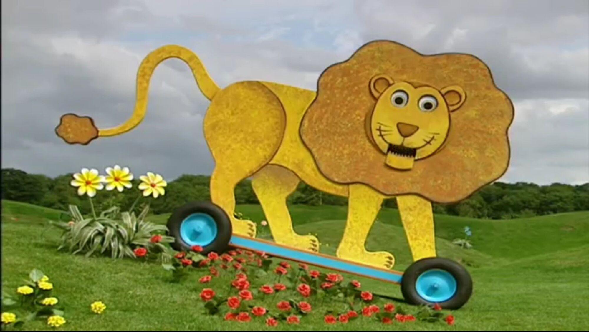Legislation Of The Lion And Bear Teletubbies Wiki Fandom Powered
