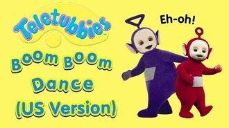 Teletubbies - Boom boom dance (US Version) HD-0