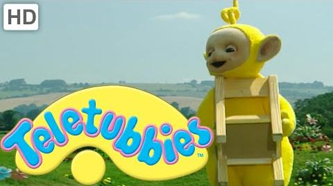 Teletubbies Emily and Jester