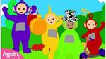 Find Teletubbies favourite things windy day