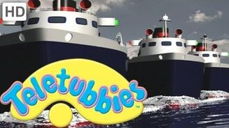 Teletubbies Magical Event The Three Ships - Clip