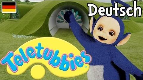 Teletubbies auf Deutsch - Hüpfen