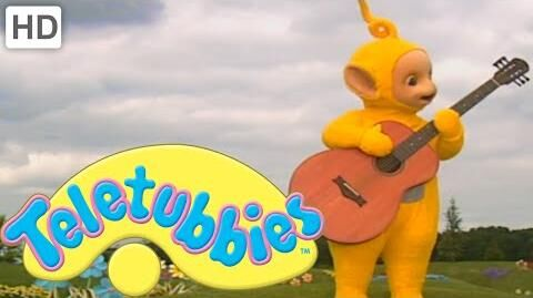Teletubbies Flamenco Guitar - Full Episode