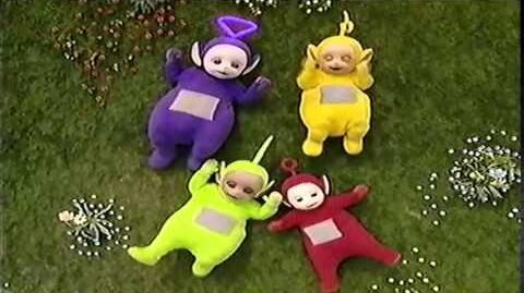Teletubbies - Hands, Feet and Dirty Knees