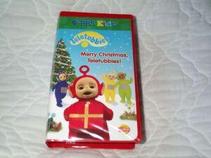 Merry Christmas Teletubbies