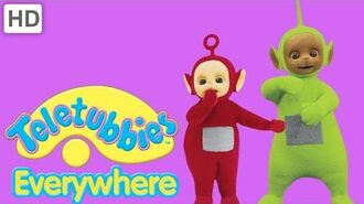 Teletubbies Everywhere- Flower Planting (Chile) - Full Episode