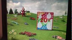 Teletubbies Advent Calendar No 20