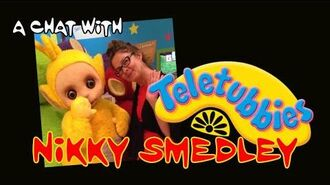 Jack's Throwback Attack Podcast - S1 E6 - A Chat With Nikky Smedley (Teletubbies)