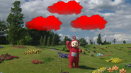 Po red clouds