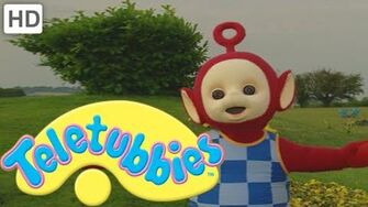 Teletubbies Hanging Out the Washing - HD Video