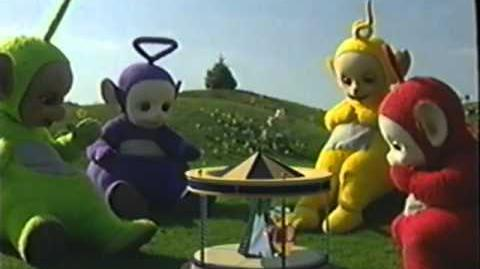 Teletubbies - Dancing Bear
