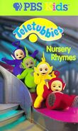 Teletubbies Nursery Rhymes VHS