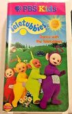 Dance with the Teletubbies VHS in USA