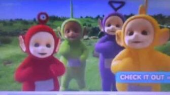 Teletubbies on ABC Kids