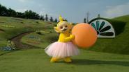 Laa-Laa skirt and ball