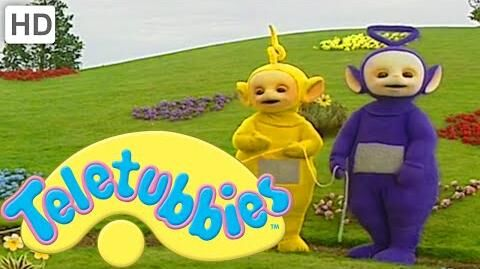 Teletubbies Amy's House (Pasta) - Full Episode