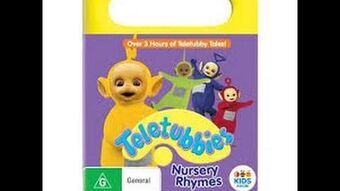 Nursery Rhymes 2017 Dvd Teletubbies