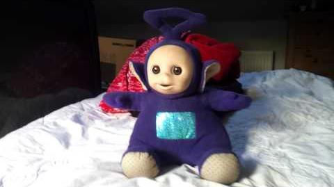 Interactive Talk Together Teletubbies - Tinky Winky In Action