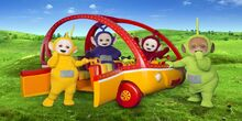 Tubbies Got a New Car!