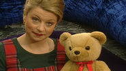 Funny Lady and Teddy