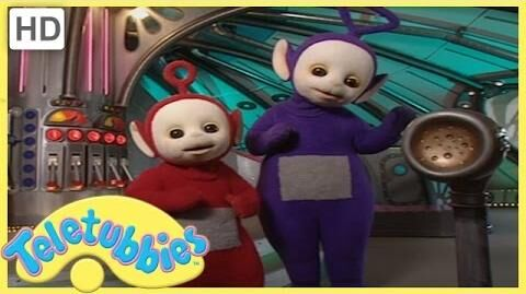 Teletubbies Hickory Dickory Dock (Season 3, Episode 70)