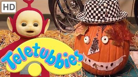 pumpkin face teletubbies wiki fandom powered by wikia