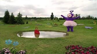 Teletubbies Floating Boat (2001)