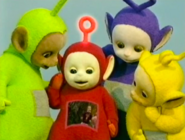 Teletubbies Grand Old Duke of York