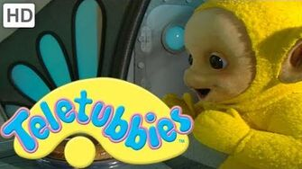 Teletubbies Haymaking - HD Video
