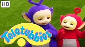 Teletubbies Feeding the Sheep in Winter - Full Episode