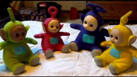 Interactive Talk Together Teletubbies In Action