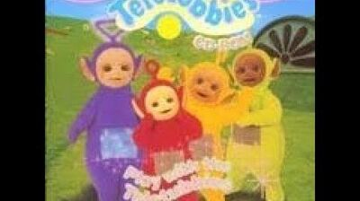 Play With the Teletubbies (1998) PC Gameplay (UK Version)